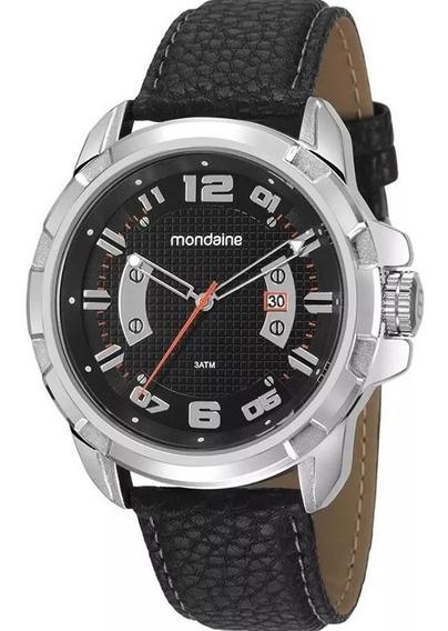 Relógio Mondaine Masculino 99275g0mvnh1 C/ Garantia E Nf
