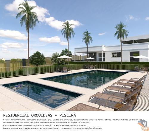 Apartamento Com 2 Dormitórios À Venda, 44 M² Por R$ 144.900,00 - Bela Vista - Palhoça/sc - Ap0462