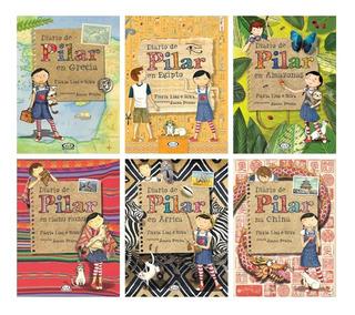 Libros Diario De Pilar - Flavia Lins E Silva - V&r A Elegir