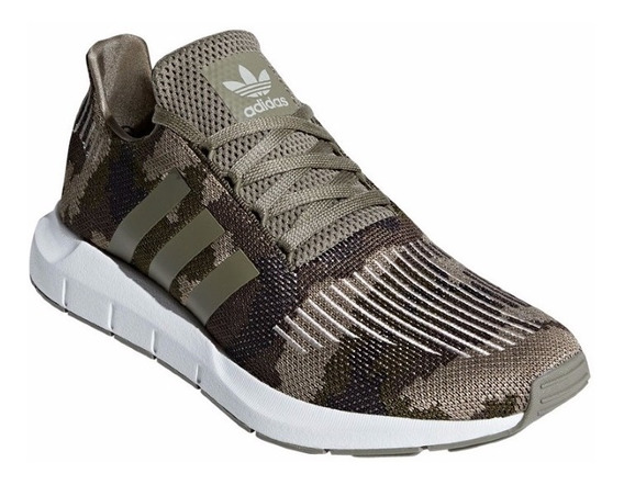 Tênis adidas Swift Run Camuflado Original + Nf Garantia