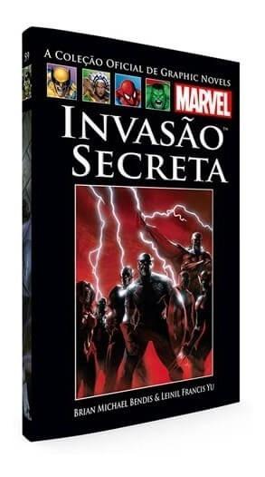 Hq Invasão Secreta - Salvat