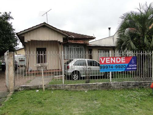 Terreno À Venda Com 396m² Por R$ 750.000,00 No Bairro Prado Velho - Curitiba / Pr - Te0161