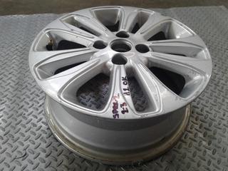 Rin 15 4x100 Chevrolet Spark 2015-2018 Orig Linea Nva C/u