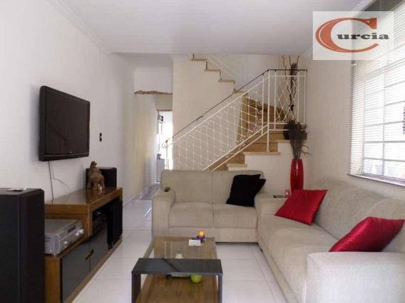 Sobrado Residencial À Venda, Vila Mariana, São Paulo. - So0288