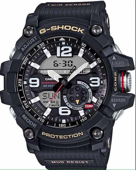 Relógio G-shock Cássio Mudmaster Gg-1000 Promoção