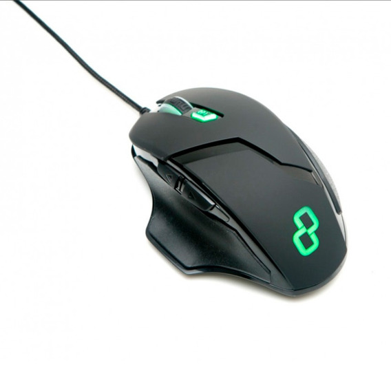 Mouse Gamer Usb 4000dpi League Of Legends