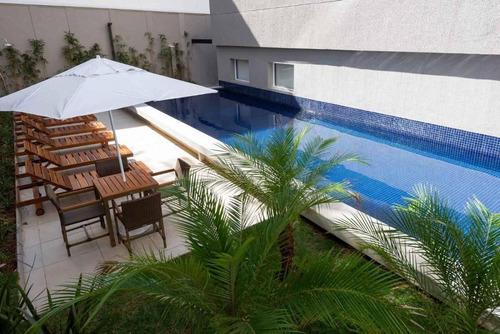 Apartamento Para Venda Em São Paulo, Jardim Vila Mariana, 3 Dormitórios, 1 Suíte, 2 Banheiros, 1 Vaga - Cap1107_1-1182372