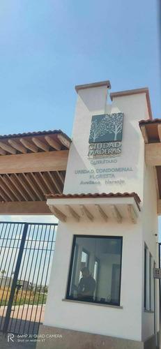 Imagen 1 de 9 de Increible Terreno Habitacional Ciudad Maderas El Marques Con