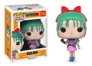 Funko Pop - Dragon Ball Z - Bulma #108 Original