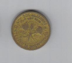 Brasil - Moeda 500 Réis - 1.922 - Centen. Independ. Fr. 12,.