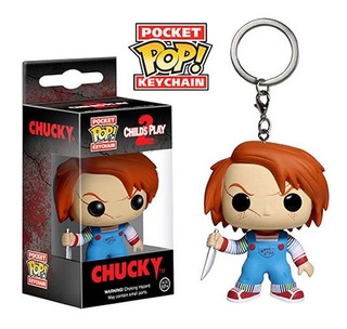 Llavero Funko Pop Keychain Horror - Chucky