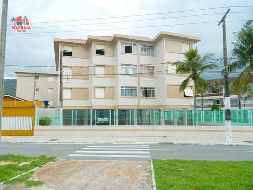 Apartamento Com 2 Dormitórios À Venda, 68 M² Por R$ 250.000,00 - Maracanã - Praia Grande/sp - Ap2639