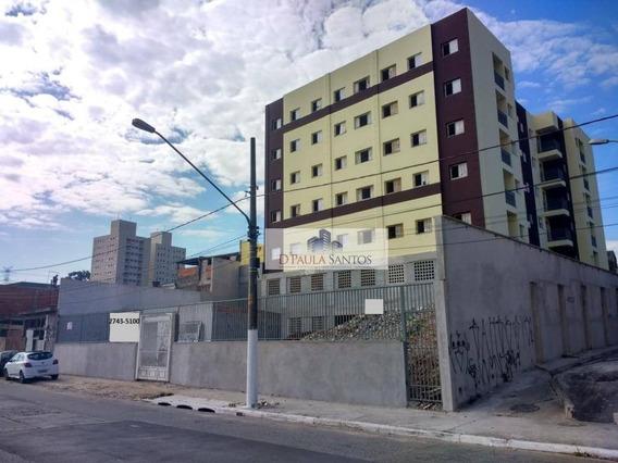 Apartamento Residencial À Venda, Vila Nova York, São Paulo. - Ap0067