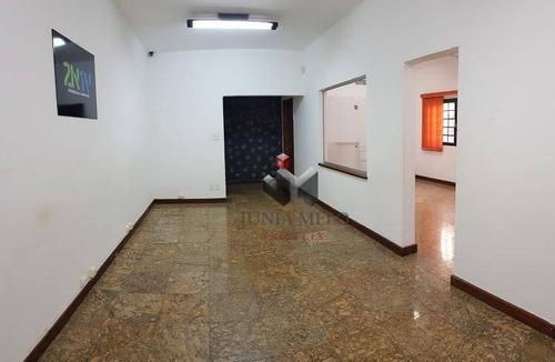 Imagem 1 de 15 de Conjunto Para Alugar, 92 M² Por R$ 1.500/mês - Centro - Ribeirão Preto/sp - Cj0001