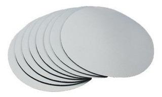 6 Pc. Blanks Redondas Mousepads Tinta De La Sublimación Heat
