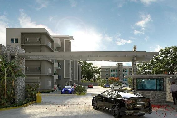 Proyecto De Apartamentos. Residencial Sm Gardens