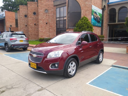 Chevrolet Tracker Lt At 2017