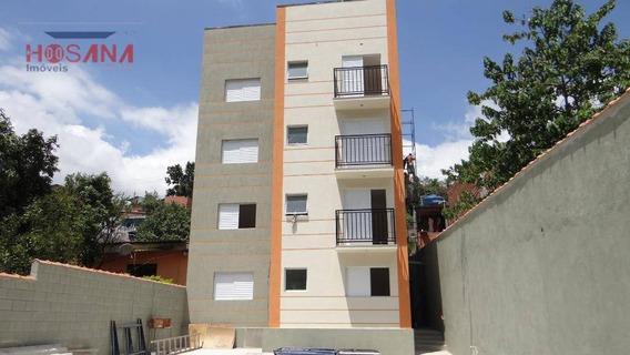 Apartamento Residencial À Venda, Jardim Olga, Francisco Morato. - Ap0090