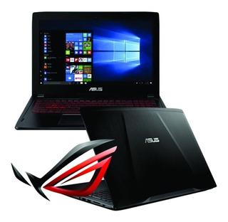 Notebook Asus Gamer Fx I7 7º Gtx1060*6 Ctas S/int C/tarjeta