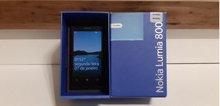 Smartphone Celular Nokia Lumia 800 Desbloqueado