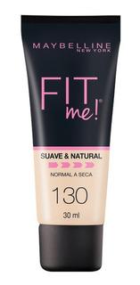 Base Maquillaje Super Natural Hidratante Rostro Maybelline