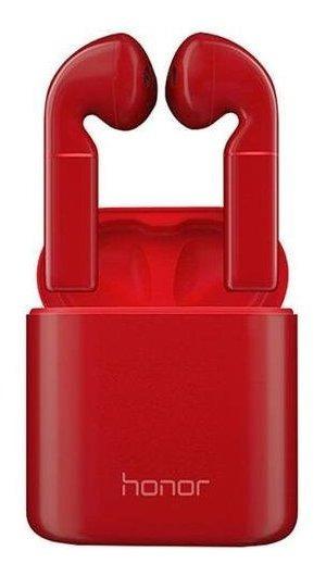 Fone De Ouvido Honor Flypods Earphones True Cm-h2s - Vermelho + Nota Fiscal