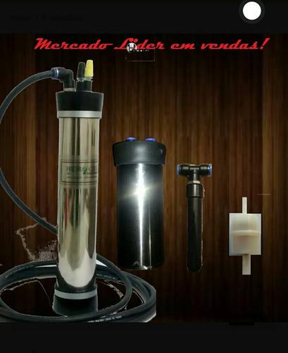 Kit Hidrogenio Veicular - Motores Carburado.