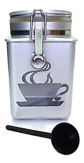 Envase Para Guardar Almacenar Cafe En Polvo Molido