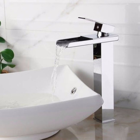 Torneira Banheiro Monocomando Lavabo Bica Alta Infinity Luxo