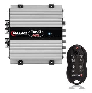 Modulo Taramps 400w Rms Bass 400 2 Ohms + Controle Stetsom