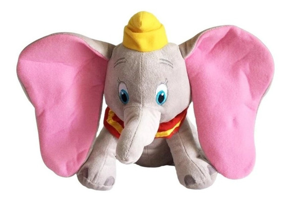 Dumbo Disney Pelúcia - 30 Cm