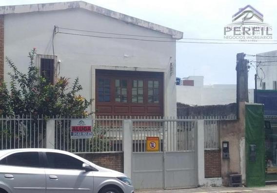 Casa Comercial Para Locação Em Salvador, Pituba, 4 Dormitórios, 3 Banheiros, 2 Vagas - 572