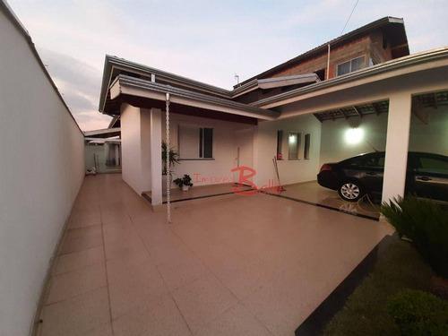 Imagem 1 de 30 de Casa Com 3 Dormitórios À Venda, 133 M² Por R$ 600.000,00 - Loteamento Itatiba Park - Itatiba/sp - Ca1557