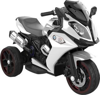 Moto A Bateria Para Niños Tipo Racing. Envio Gratis