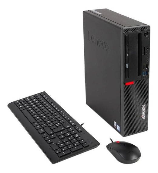 Lenovo Think M720s Sff Core I3 9100 8 Gb 1 Tb Dvd Windows 10