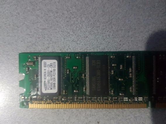 Memoria Samsung Ddr 128mb
