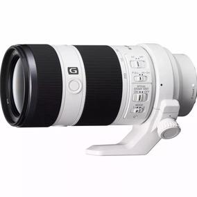 Lente Sony Fe 70-200mm F/4 G Oss E-mount / Sel70200g