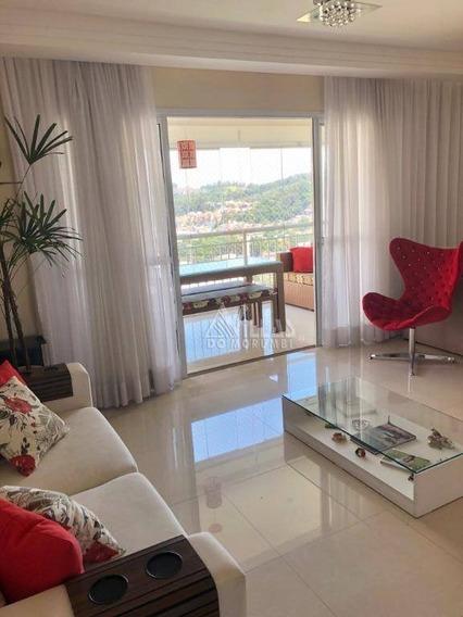 Apartamento Com 3 Dormitórios À Venda, 126 M² Por R$ 750.000 - Vila Sônia Do Taboão - Taboão Da Serra/sp - Ap2138