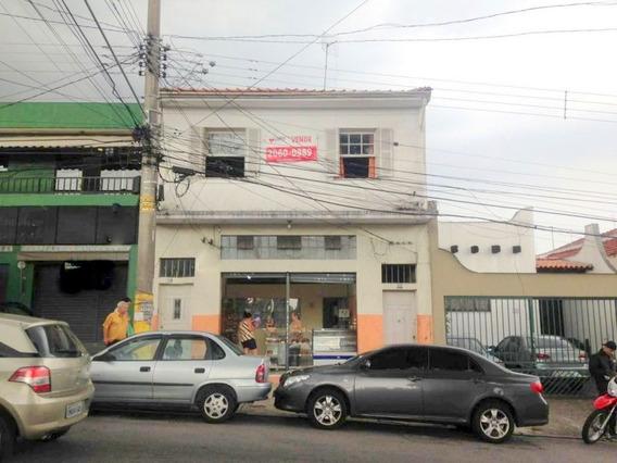 Prédio Comercial E Residencial (com Renda) Para Venda - 243-im314392