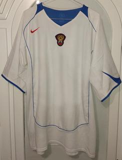 Jersey Seleccion De Rusia Marca Nike Euro 2004 Talla Xl