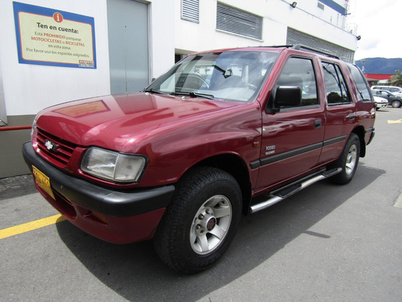 Chevrolet Rodeo Mt 3200cc 4x4