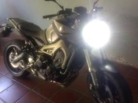 Yamaha Mt 09 2015