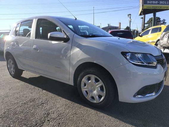 Renault Sandero Auth 1.0 2017