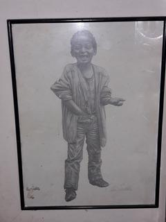 Dos Cudros De Omar Gordillo (los Gamines)