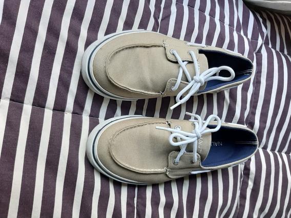 Zapatillas Lona Nautica Prim-verano Num 41. Nuevos