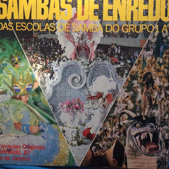 Lp Sambas De Enredo