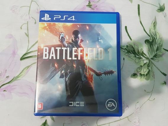Battlefield 1 - Ps4 - Mídia Física