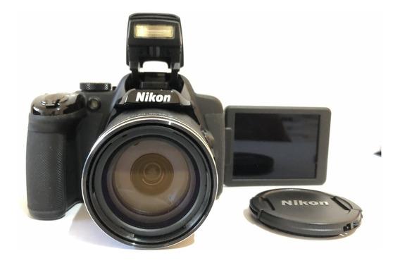 Câmera Nikon P520