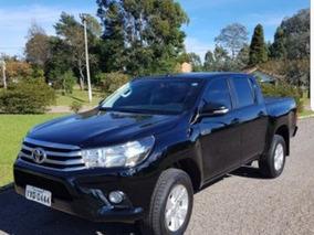 Toyota Hilux 2.8 Tdi Sr Cab. Dupla 4x4 Aut. 4p 2016