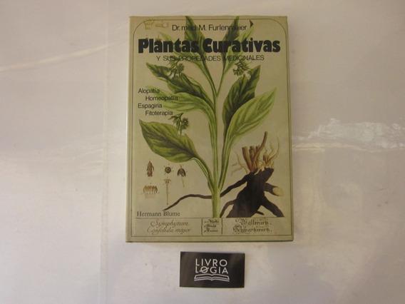 Livro Plantas Curativas Y Sus Propiedades Medicinales